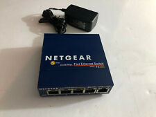 NETGEAR ProSafe FS105 v2 5-Port 10/100 Network Switch