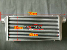 "Universal Turbo Aluminum Intercooler 600x300x76mm Front Mount 3"" IN/OUTLET 76MM"