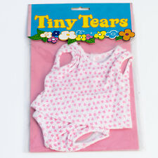 Ex shop stock Vintage Palitoy Tiny Tears doll Baby vest and pants nursery pack B