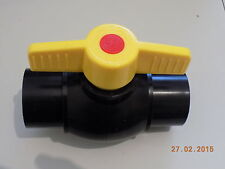 "Kockney Koi 1.5"" Ball Valve  (fish koi pond filter)"