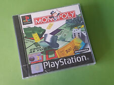 Monopoly Sony PlayStation 1 PS1 Game - Hasbro Interactive *NEW & SEALED*