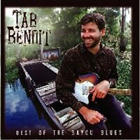 Tab Benoit - Best of the Bayou Blues [New CD]