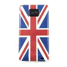 Hardcase Samsung Galaxy S2 / S2 Plus Klemmhülle Hülle UNION JACK England Flagge