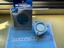 Mazdaspeed Rotor Oil Cap Rare Mazda RX7 13B 20B FD3S FC3S RE Amemiya Cosmo JDM