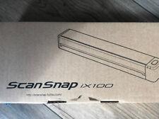 Fujitsu Scanner (Scan Snap IX 100, OVP)