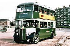 Leeds City Transport & West Yorkshire PTE Bus SET A 10 6x4 Color Print Photos
