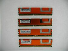 8GB (4X2GB) DDR2 MEMORY RAM PC2-5300 ECC FBDIMM DIMM