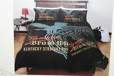 Jim Beam Quilt Cover Set Double Bed Brand New Polyester Cotton