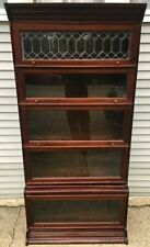 Glass Antique Bookcases For Sale Ebay