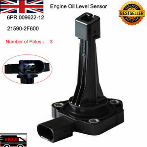 1xEngine Oil Level Sensor Sump Sender Unit 6PR009622-121 for Hyundai Tucson Kia