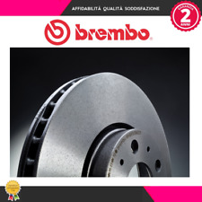 09866511 Coppia dischi  freno (MARCA-BREMBO)