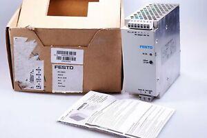 FESTO Svg-1/230vac-24vdc-5a 547867 Adaptador de Red Nuevo