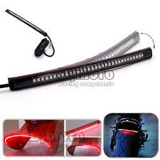 Flexible LED Strip Tail Light Turn Signal Brake Indicator for Harley Motorcycle