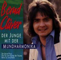 """BERND CLÜVER """"DER JUNGE MIT DER MUNDHARMONIKA"""" CD NEU"""