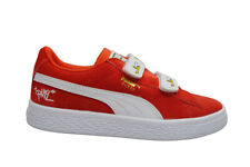 Kids Puma Minions Suede V  PS - 36552801 - Red White