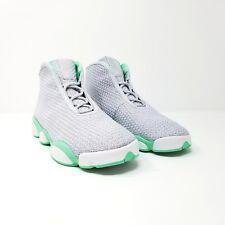 Air Jordan Horizon GG Girls Shoe Platinum White Green Grey 819848 014 Youth  Size 845943d96296