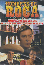 DVD - Hombre De Roca NEW Rodolfo De Anda Sonia Infante FAST SHIPPING !