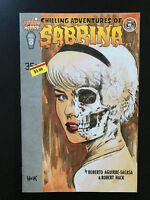 Sabrina Chilling Adventures #8 Archie 2014 Comic Book Netflix NM Condition