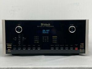 McIntosh MX122 Cinema Processor Hi-Fi Pre Amplifier - RRP £7000