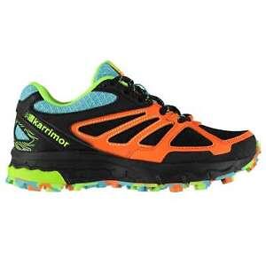 Kids Boys Karrimor Tempo 5 Trail Running Shoes Runners Breathable New