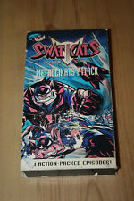 SWAT Kats - Metallikats Attack Volume 3 RARE VHS Video VCR Tape - Hanna Barbera