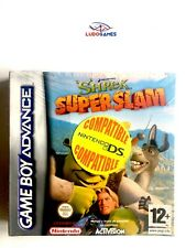 Shrek Superslam GBA Game Junge Advance Nintendo Video-Spiel Neu Versiegelt Spa