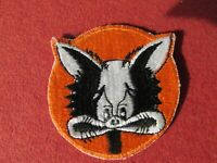 US Navy VPB 44 Squadron patch Black Cat PBY-5a Catalina Air SEA DUMBO RESCUE
