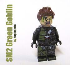 Custom - Green Goblin SM2 - Marvel Super heroes spiderman minifigures on lego