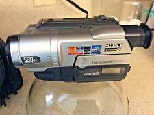 Sony Video camera  TRV608HI8