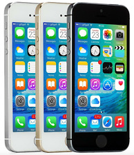 Apple iPhone 5S 16GB 32GB 64GB 16 32 64 Factory Unlocked AT&T T-Mobile Sprint