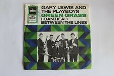 "Gary Lewis - and the Playboys - Green Grass / i can read - 7""Single emi liberty"
