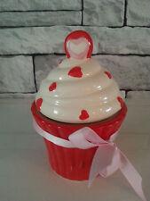 Carino Nuovo Cuore Cupcake Candela Grande Regalo