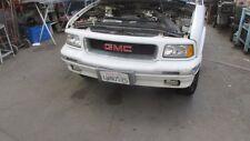 95 96 97 S15 JIMMY FRONT BUMPER ASSY GMC WHITE