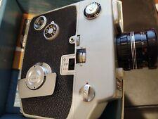 Collectable Cinemax 8EE Camera in original box with manual. Pristine condition