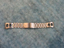 1970's Bellmatic / bullhead Seiko 18mm bracelet original part