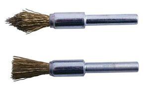 Laser Tools Decarb Bürsten Satz - 2pc (0354)