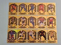 2020/21 Tim Hortons Upper Deck Gold Etchings Finish Your Set