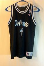 Penny Hardaway Orlando Magic NBA Basketball Jersey Champion Size Youth LARGE