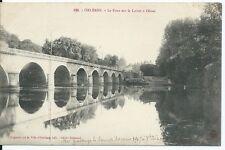 CPA-45-ORLEANS - Le pont sur le Loiret à Olivet