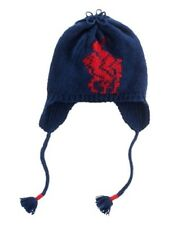 Ralph Lauren Polo 2014 Sochi Olympics Big Pony USA Wool Hat Beanie S/M New $85