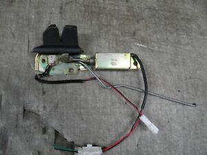 1999 2000 Mazda Millenia Factory trunk latch trunk pop actuator