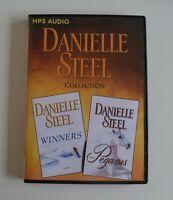 Danielle Steel Collection: Winners / Pegasus  - Unabridged Audiobook - MP3CD