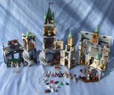 LEGO 4709 HARRY POTTER HOGWARTS CASTLE & 4706 FORBIDDEN CORRIDOR USED (No Box)