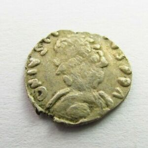 Hammered Middle Ages Silver Siliqua Uncertain Mint (170)