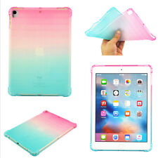 """For iPad 7th Generation 10.2"""" Clear Soft TPU Case Ultra Slim Silicone Back Cover"""