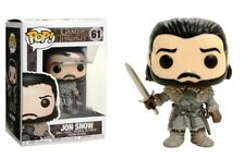 Game of Thrones Jon Snow (Beyond the Wall) Pop! Funko Vinyl Figure n° 61