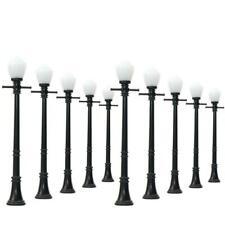 Model Railway Lamppost lamps Street Lights O Scale LEDs
