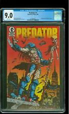Predator 1 CGC 9.0 VF/NM 1st app Predator Chris Warner cover Dark Horse 1989