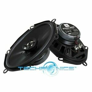 """JBL STAGE 8602 360W MAX 6"""" X 8"""" STAGE SERIES 2-WAY COAXIAL CAR SPEAKERS"""