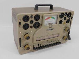 Heathkit IT-17 Vintage Tube Tester Checker (looks good, untested)